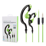 Volume Control를 가진 참신 Sport Ear Hook Earphone