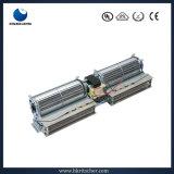 motor de ventilador cruzado trifásico del doble del calentador del refrigerador del ventilador 1000-3000rpm