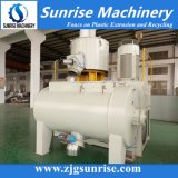 Смеситель PVC SRL-W 1000/3500 высокоскоростной с горизонтальным охлаждая смесителем