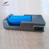 18650 de lithium-ionenLader van de dubbel-Groef van de Batterij
