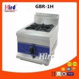 Macchina di cottura della strumentazione dell'hotel della strumentazione della cucina della macchina dell'alimento della strumentazione di approvvigionamento del BBQ della strumentazione del forno del Ce della stufa di gas (GBR-1H)