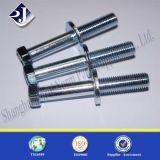 Bullone Hex dell'acciaio legato (zinco 8.8) con buon servizio