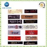 2016 het Goedkope Geweven Etiket van de Hals van de Doek Etiket Geweven voor het Product van het Kledingstuk (JP-CL094)
