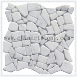 Mosaico di marmo Polished per le mattonelle di pavimento e della parete