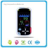 My-C014 novo! ! ! Bluetooth Funciton sem fio segurou o oxímetro do pulso