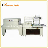 Automatic Horizontal Shrink Film Wrapping Machine