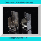 Messingterminalverbinder-Nickelplattierung Stampings