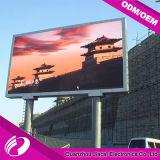 P8 im Freien farbenreicher LED Bildschirm für das Bekanntmachen
