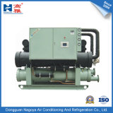 Heat Recovery (KSC-0270WD 80HP)の冷却装置Water Cooled Screw Chiller