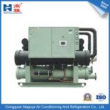 Refrigerador de refrigeração água do parafuso do refrigerador com recuperação de calor (KSC-0270WD 80HP)