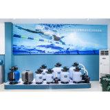 Wasser Filtration Unit mit Filter und Pump