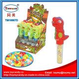 Het grappige Dierlijke Stuk speelgoed van de Dinosaurus met Suikergoed