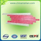 La feuille de fibre de verre de dilatation thermique/alcali de bande/garniture libèrent la fibre de verre