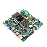 4*USB/VGA/24bit Lvdsの4GB RAMのFanless内蔵1037uのマザーボード