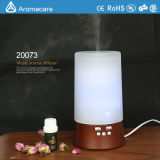 2016 Sales caldo Wood e Glass Aroma Diffuser