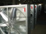 Ventilateur d'extraction utilisé par ferme avicole de baisse de marteau d'épaisseur de Net+Shutter 400mm