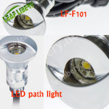 LfF101、12V IP67の316 Stainless Steel Waterproof LEDのデッキLight、Outdoor LED Floor Light