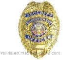 Distintivo molle su ordinazione di Pin del risvolto del randello di associazione dello smalto (LP-82)