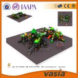 Тип 2016 спортивной площадки спортивной площадки LLDPE парка потехи малыша детей нового продукта Vasia напольный напольный