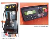 Оптовая цена для польностью электрической двойной платформы воздушной работы рангоута