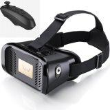 verres de la réalité virtuelle 3D de boîte de Vr en verre du casque 3D de réalité virtuelle de 3D Vr