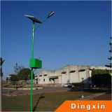 8m 60W Cheap u. Quality Solar LED Outdoor Lighting