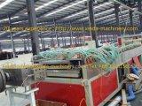 Chaîne de production de panneau de porte de WPC porte