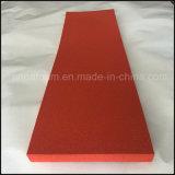 パッキング企業のための高密度EPDMのスポンジの赤いカラー