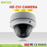 Appareil-photo à l'épreuve du vandalisme de dôme de la caméra de sécurité CMOS 720p HD Cvi