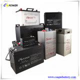Sonnenenergie-tiefe Schleife-Gel-Batterie 12V200ah mit 3 Jahren Garantie-