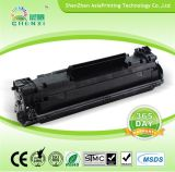 Made in China de fábrica del cartucho de tóner compatible CF283A tóner para HP Laserjet
