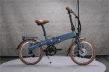 Venta al por mayor barata 36V 250W plegable la bici eléctrica