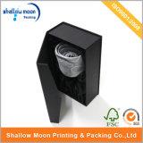 Boîte de conditionnement en argent sterling personnalisée à l'estampe à chaud (CI1510)