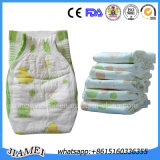 布は高品質の赤ん坊のおむつをヨーロッパの市場のために適した好む
