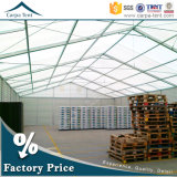 中国のIndustrial Soltutionのための気候Controlled Clearspan Structure Storage Marquee Warehouse Tent