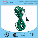 USA/European Plug Heating Cable para Plant & Soil