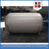 Промышленная цистерна с водой нержавеющей стали для хранения