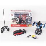 원격 제어 장난감 무선 제어는 변형시킨다 로봇 차 장난감 (H3386157)를