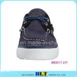 Mann-Geschäfts-Segeltuch-obere Boots-Schuhe