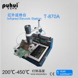 Станция Rework T870A, BGA Reballing, паяя машина, изготовление станции Rework BGA в Китае, паяя инструменте, станции ремонта Puhui T870A BGA