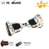10inch Electric Mobility Autoped met LED Light en Bluetooth