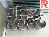 Profils d'extrusion en aluminium / aluminium pour la clôture et la garde en aluminium / Aluinum