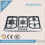 Fresa del gas del fornello di gas degli apparecchi di cucina dell'infiammazione automatica di NG