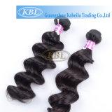 Afrouxar o cabelo da onda, tecelagem brasileira do cabelo humano
