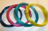 Hanger Wire/PVC Coated Iron Wire Bwg21/18-Bwg8/6のためのPVC Coated Tie Wire