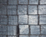 강철 건축 단면도 채널 강철봉