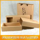 Netter Beutel beim Kasten-Verpacken