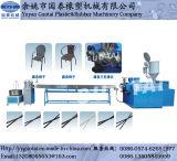 Rotin en plastique d'extrudeuse de qualité faisant la machine
