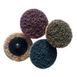 Disco di condizionamento di superficie dei tamponi a cuscinetti per lucidare per acciaio inossidabile