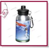 Botella de agua de los deportes, botella de agua 400ml de los deportes